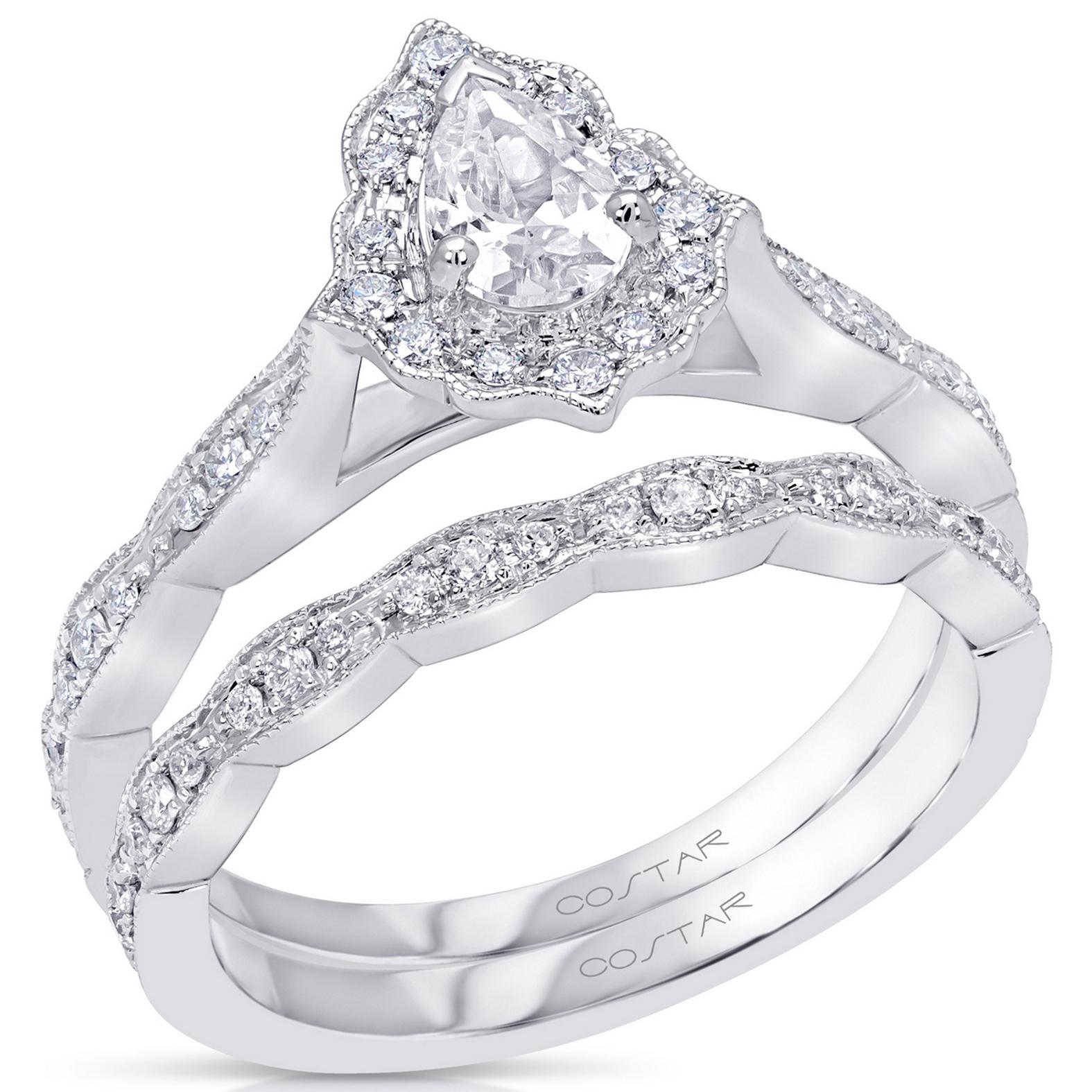 Tesori Petite Engagement Rings