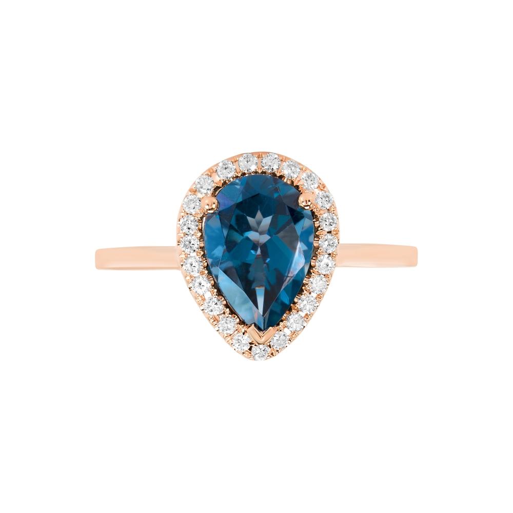 London Blue Fashion Rings