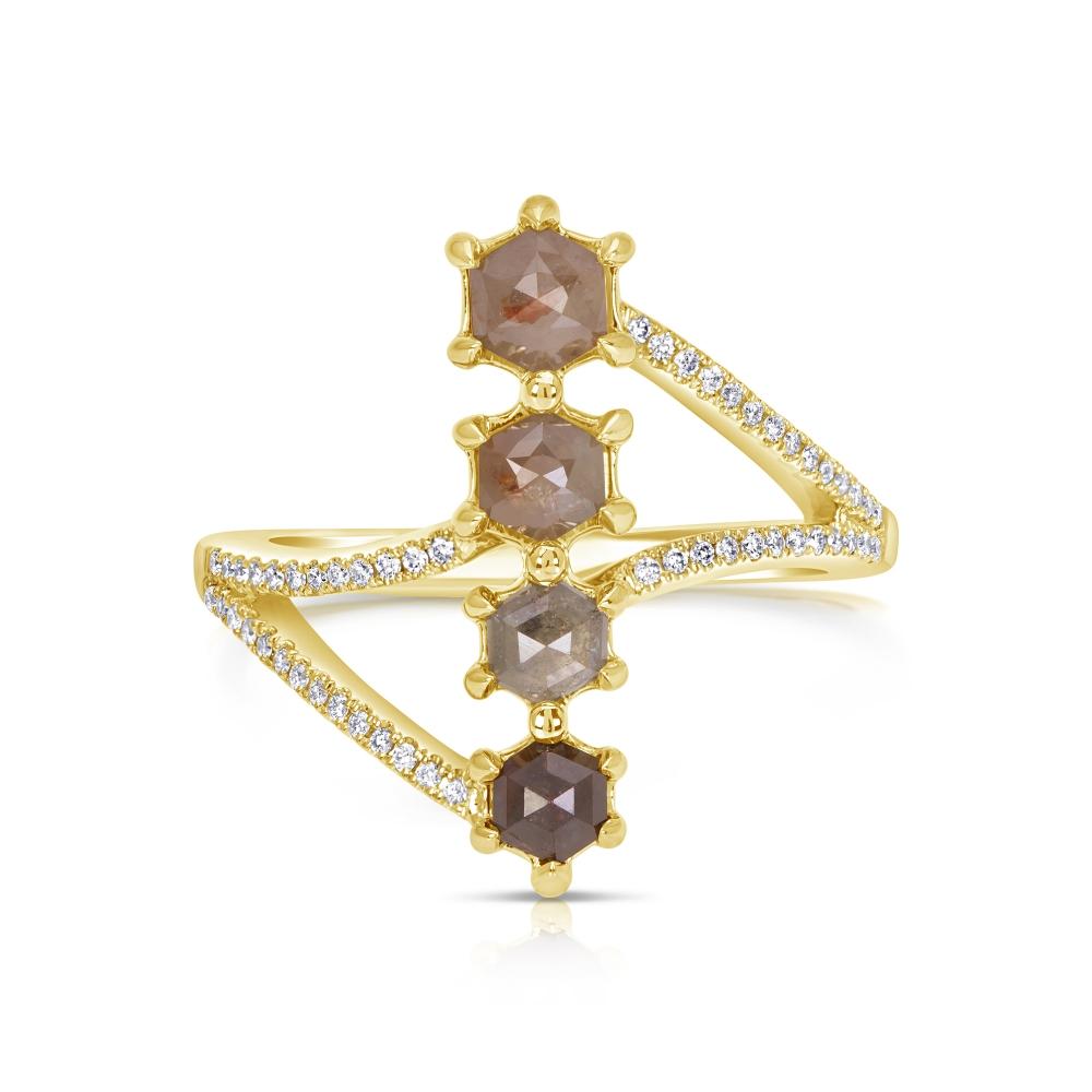 Rustic Diamond Fashion