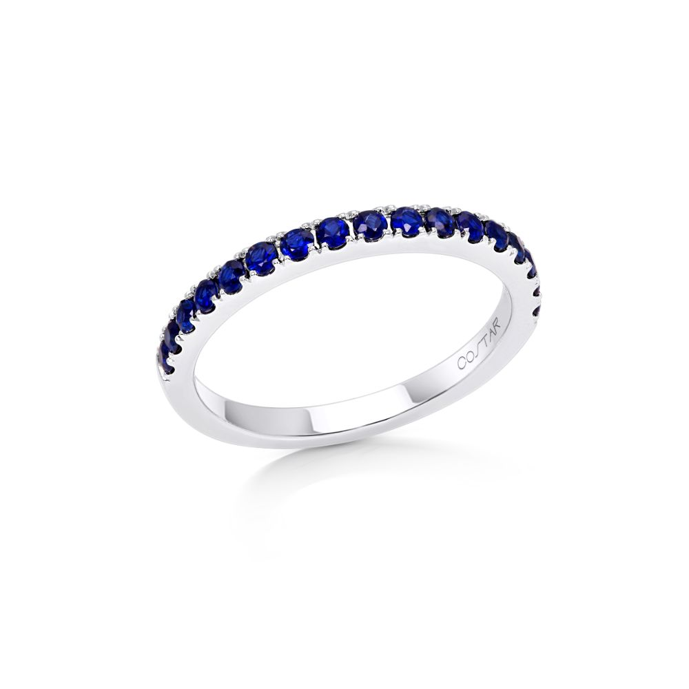 September - Blue Sapphire